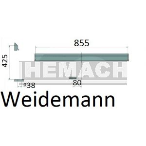 Aanlasdelen Fuchs, Weidemann, Wacker, Mechanisch